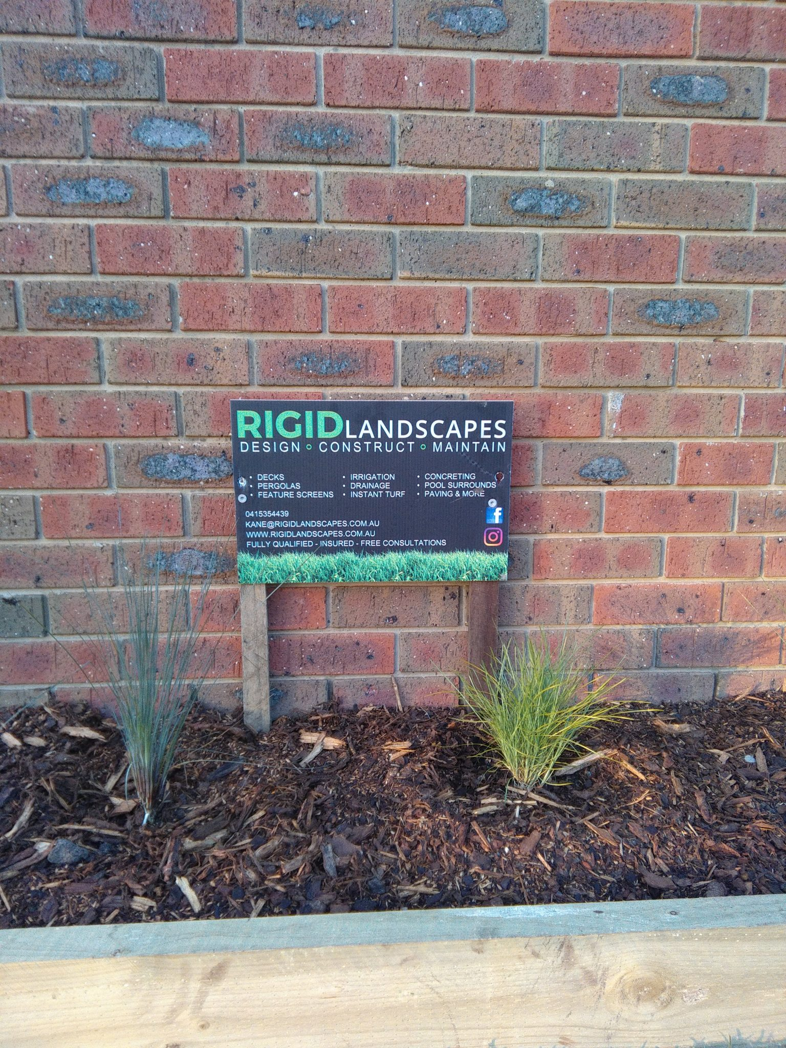 Landscape Design Construction Geelong