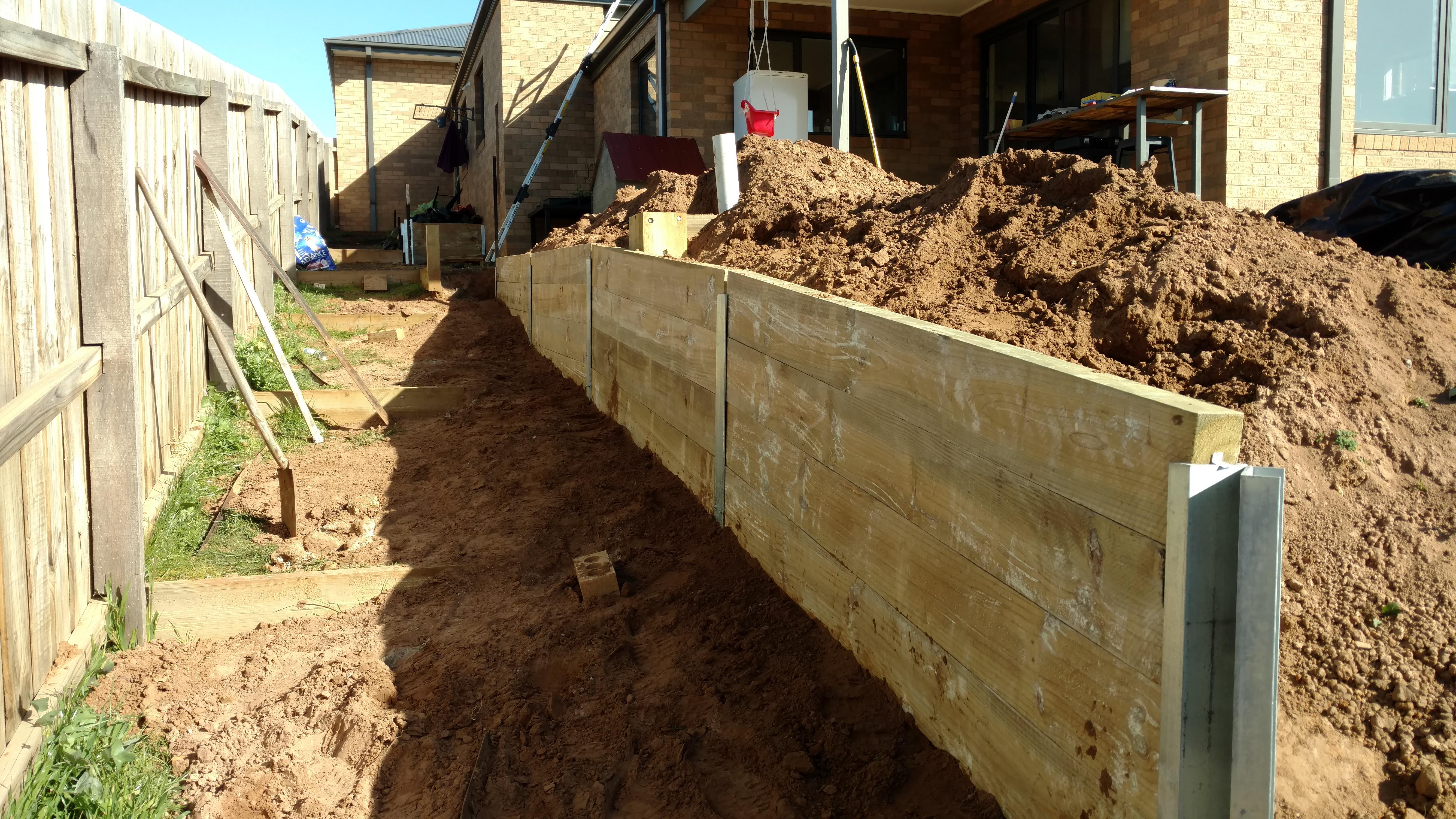 Retaining Walls Geelong Retaining Wall Construction Geelong