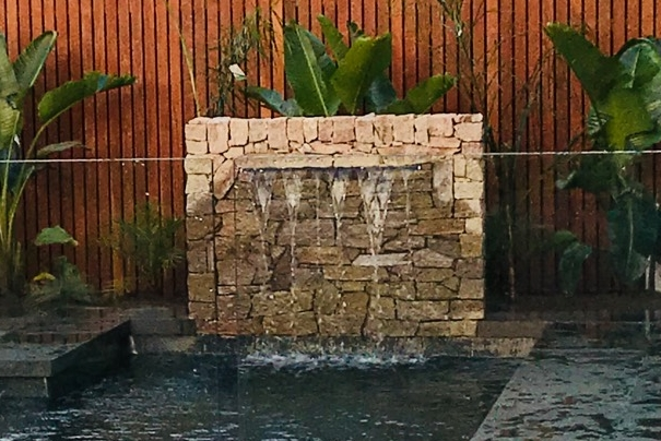Garden Water Features Geelong Water Walls Spillways