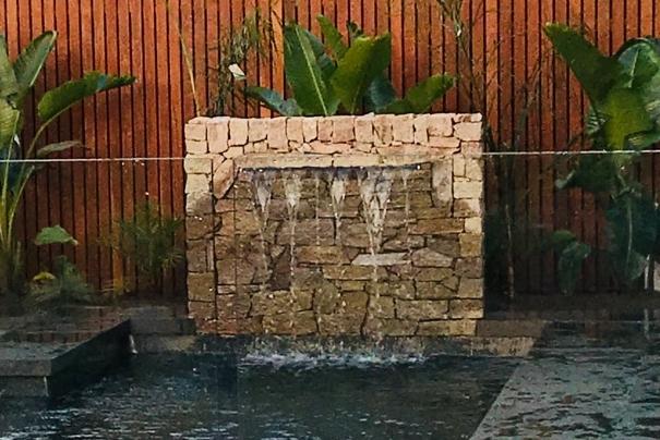 Garden Water Features Geelong Water Walls Spillways