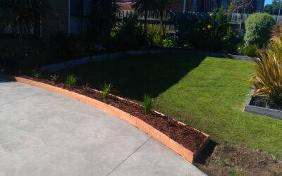 Assessing your garden's hardscapes